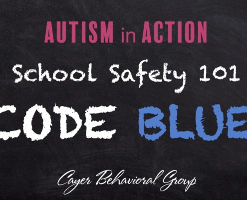 Autism in Action Code Blue