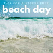 Tips for a Stress Free Beach Day