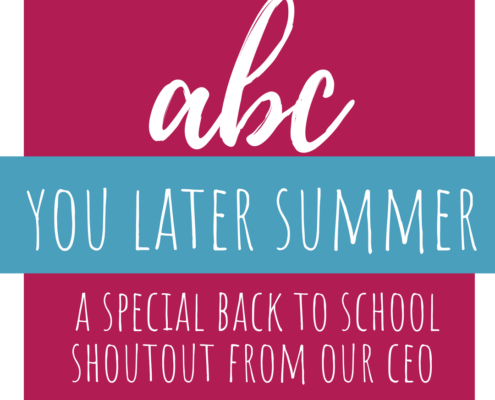 ABC You Later Summer